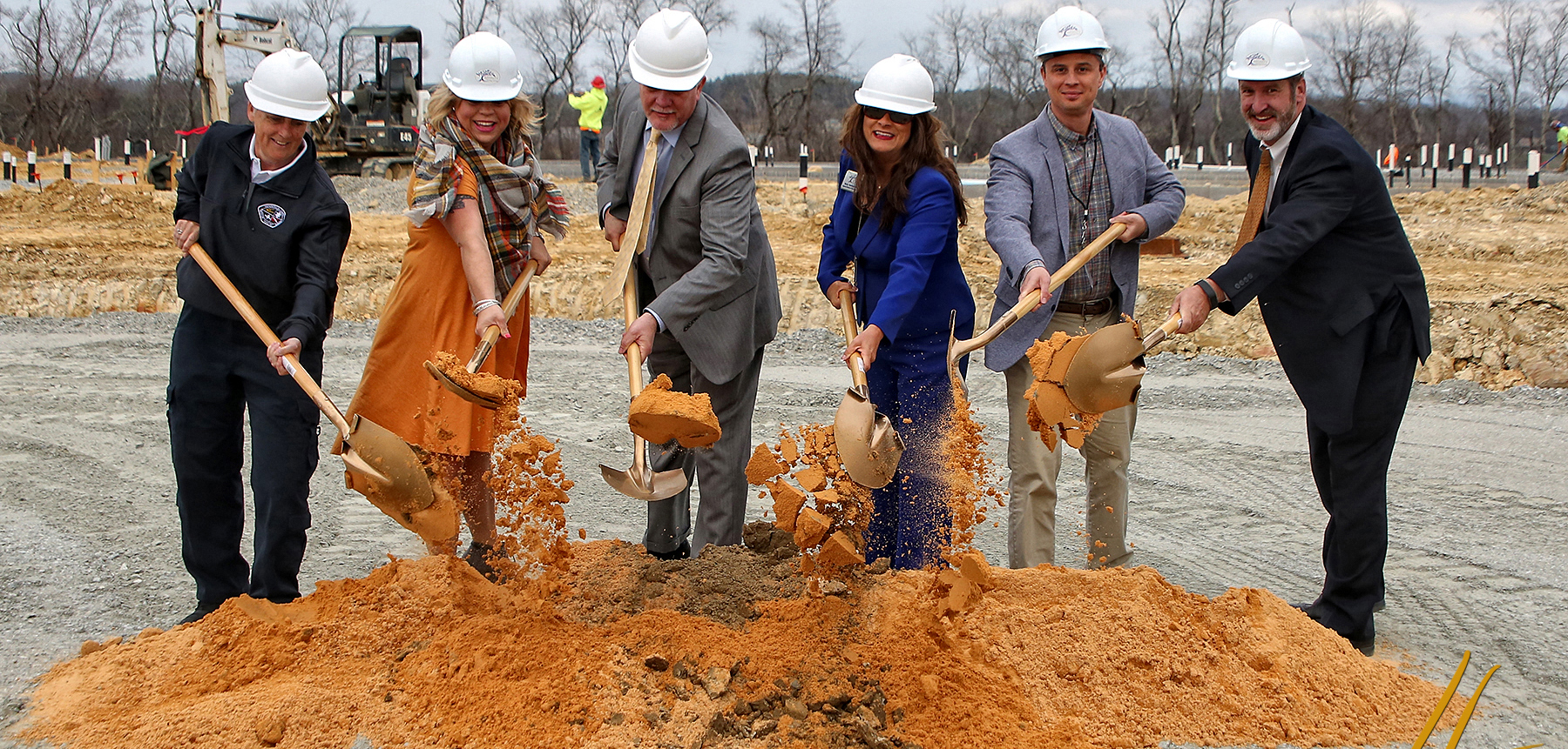Breaking New Ground in Henderson County